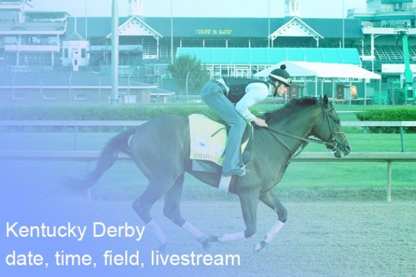 Kentucky Derby Date, Time, Field, Livestream
