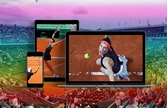 Watch French Open online without cable